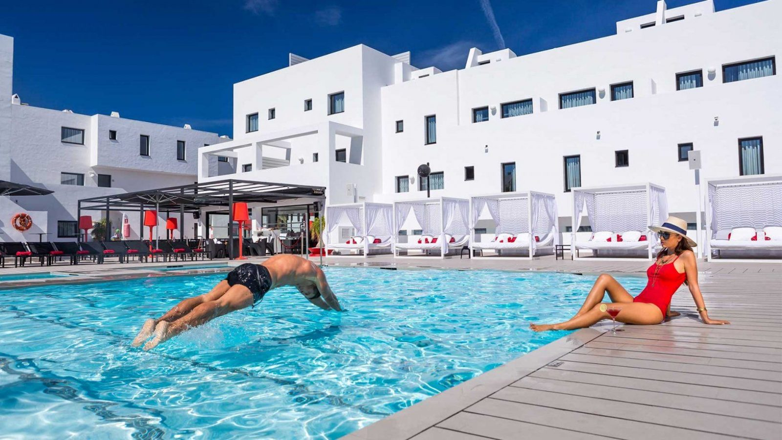 Hotel Playa D'en Bossa  Migjorn Ibiza Suites & Spa von Sentido Migjorn Ibiza Suites & Spa Photo