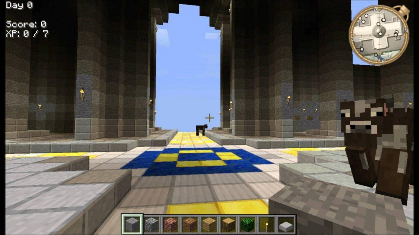 Huge Random Minecraft Castle Seed In Discription  Youtube von Minecraft Seeds Ps4 Castle Photo