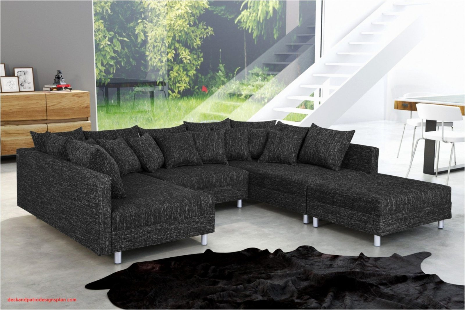 Huge Sofa Awesome Big Sofa Kunstleder Mobel Boss Couch Massage von Big Sofa Möbel Boss Photo