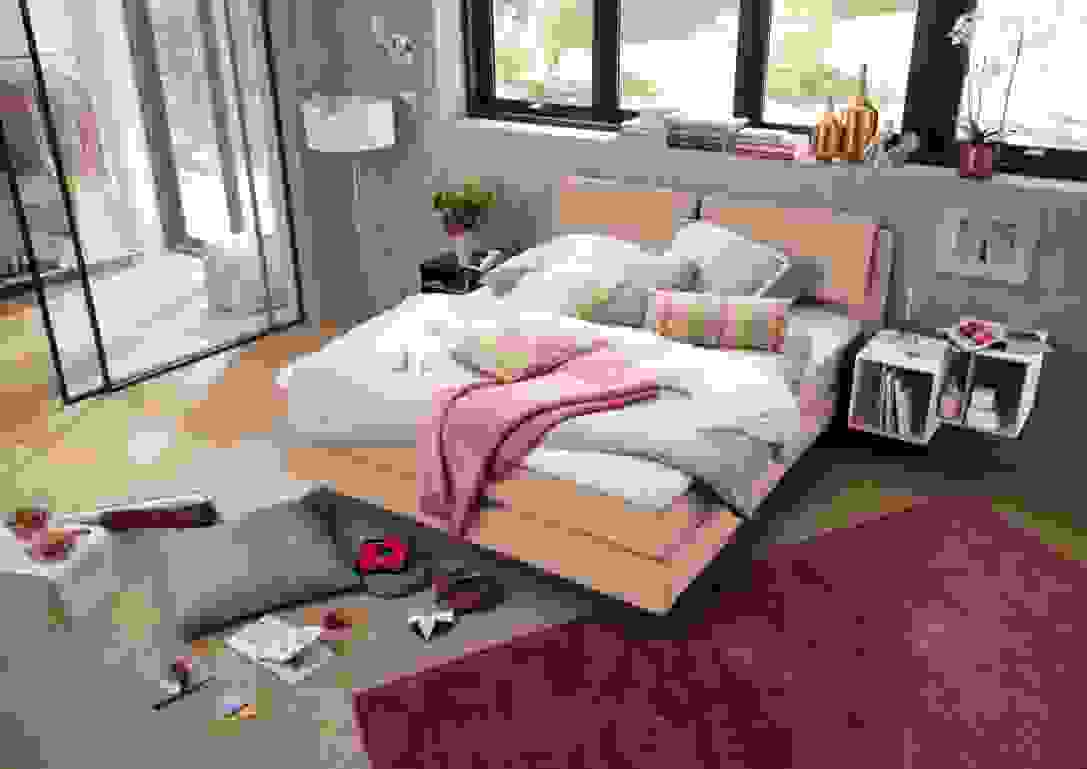 Hülsta Now Boxspring  Hüls Die Einrichtung von Hülsta Now 14 Bett Bild