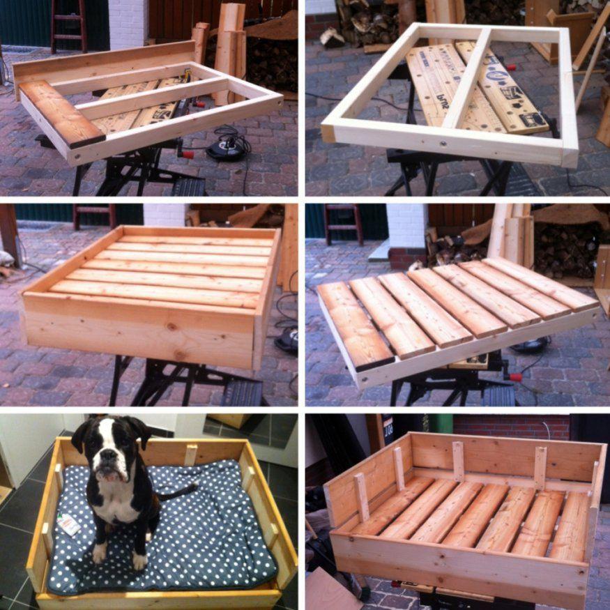 Hundebett Aus Holz Fotos Das Sieht Wunderschöne – Savebraddock von Hundebett Holz Selber Bauen Bild