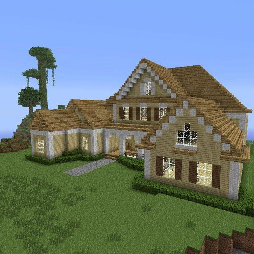 I Just Love This House  Ahappycamper88  Pinterest  House von Minecraft Villa Modern Bauplan Bild