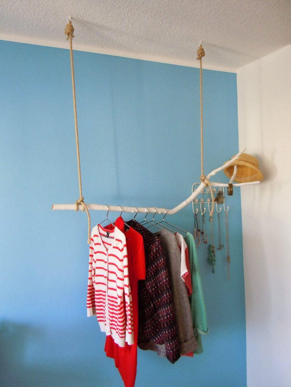 I Like It More Than Cake Diy Projekt 2 Kleiderstange von Kleiderstange Von Der Decke Bild