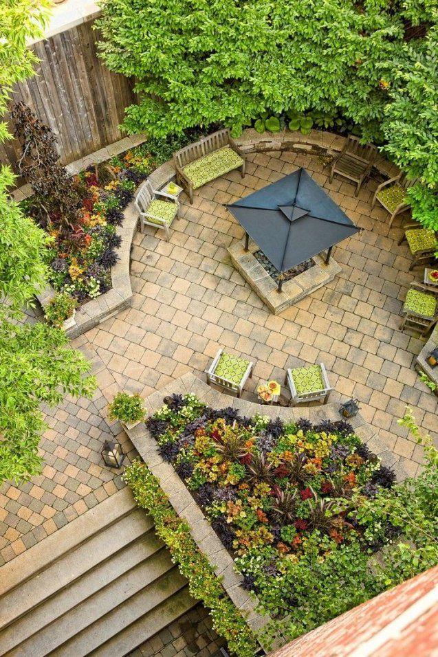 Idee Für Gartengestaltung Ohne Rasen Im Hinterhof  Garten von Garten Ohne Rasen Alternativen Zum Rasen Photo