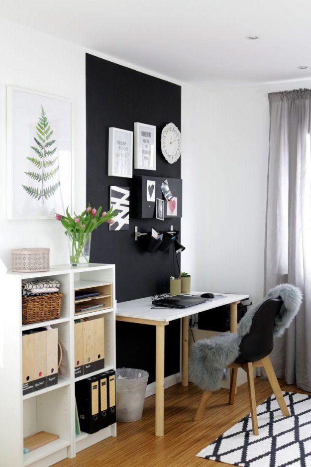 Ideen Fur Buroeinrichtung Und Buromobel Frischen Farben von Büro Ideen Für Zuhause Bild