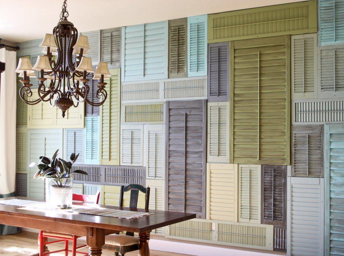 Ideen Für Wandgestaltungcoole Wanddeko Selber Machen  Freshouse von Wanddeko Ideen Mit Farbe Bild