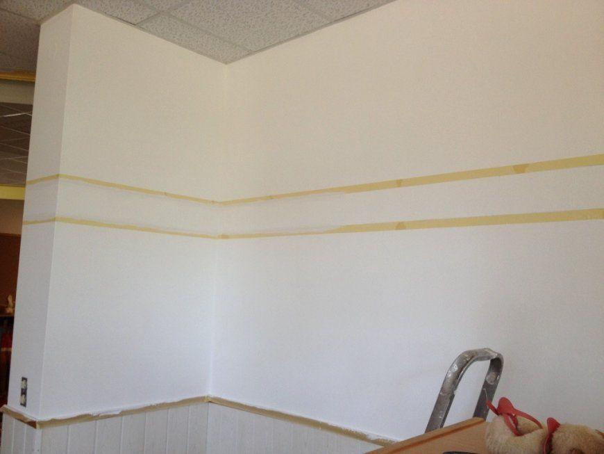 Ideen  Geräumiges Wandstreifen Ideen Wand Streifen Streichen von Streifen Streichen Abkleben Acryl Photo