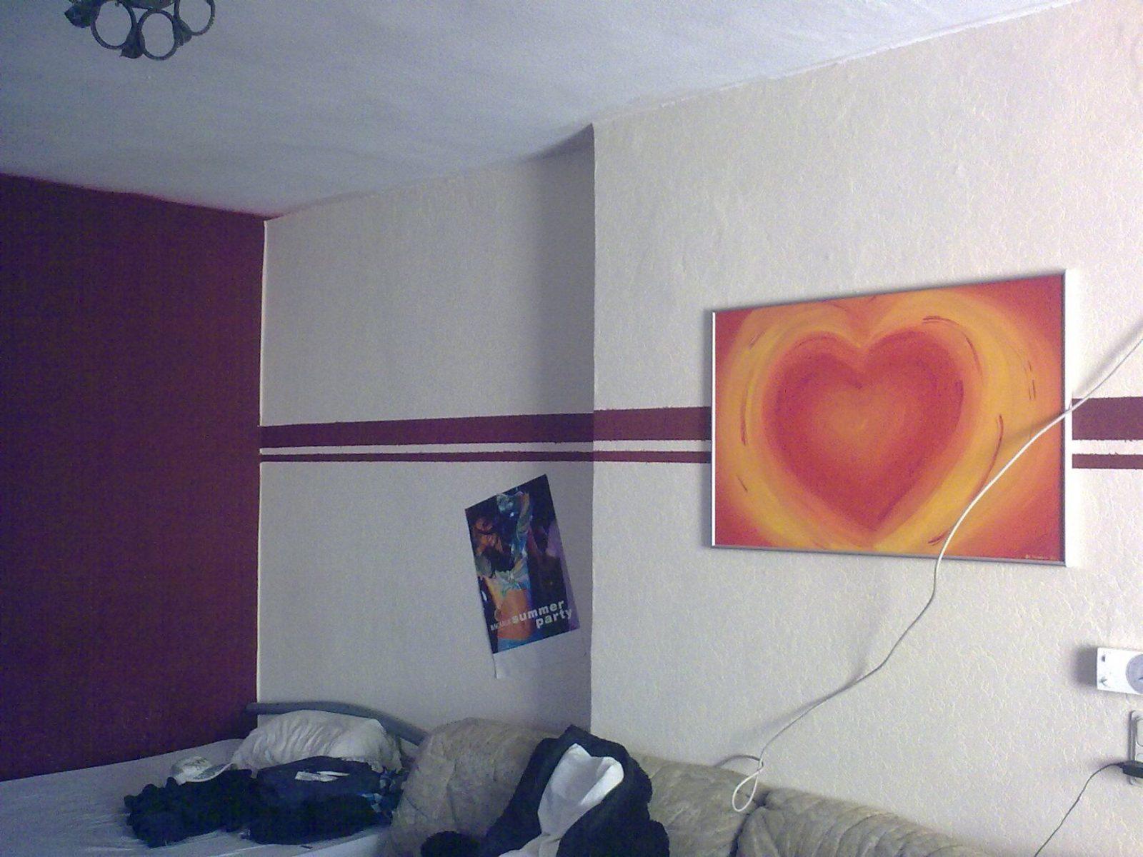 ... Ideen In Einfach Wandstreifen Malen Streifen Wand Abkleben Acryl On Von Streifen  Streichen Abkleben Acryl Bild ...
