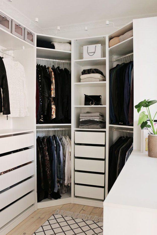 Ideen  Schönes Kleiderschrank Inneneinrichtung Selber Machen Die von Schrank Ideen Selber Machen Bild