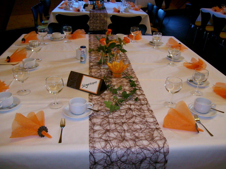 Ideenoase Tischdeko Zur Goldenen Hochzeit von Tischdeko Zur Goldenen Hochzeit Bild