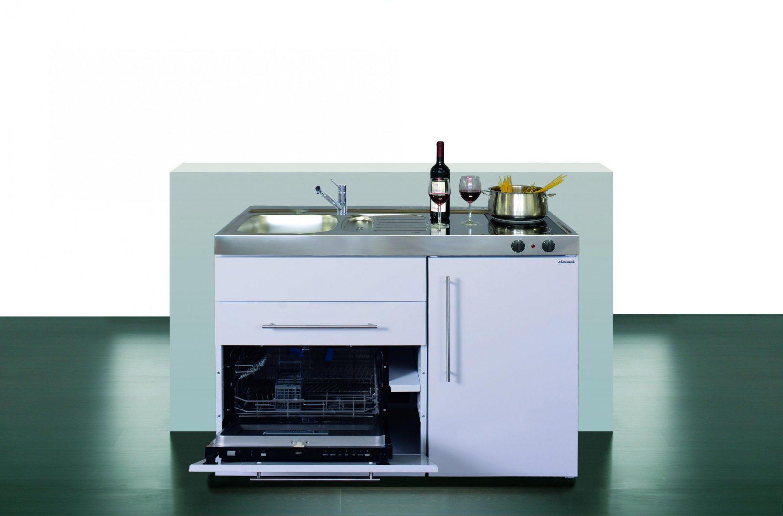 Igo  Miniküchen Singleküchen Designgrills & Innovationen Aus von Pantryküche Mit Kühlschrank 120 Photo