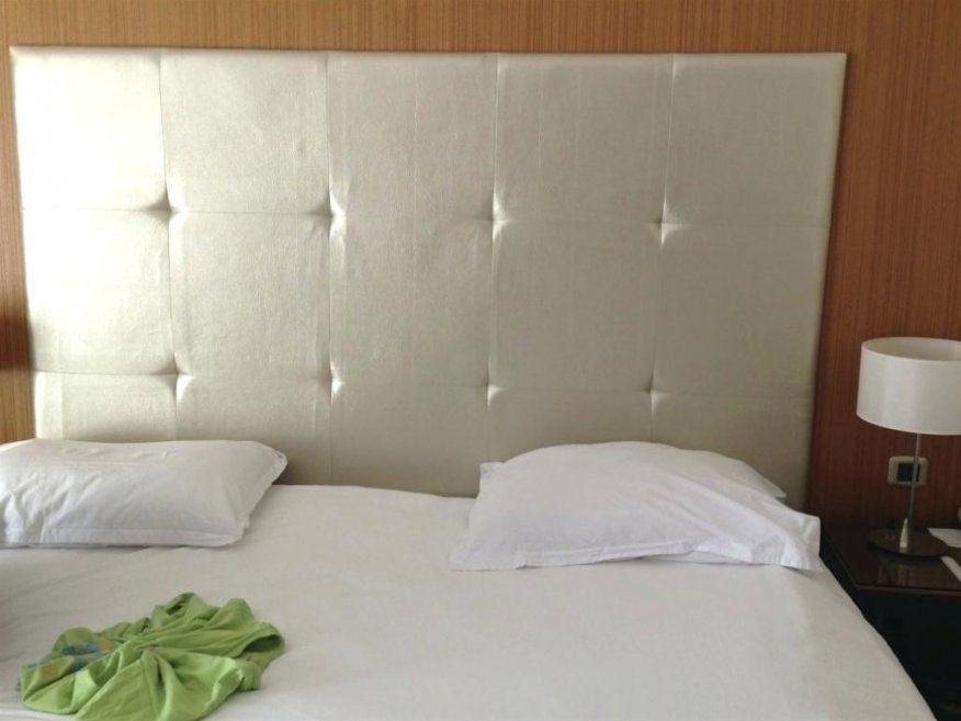 Ikea Bett Kopfteil Mit Kopfteil Polster Bett Aus Recycliertem Holz von Kopfteil Bett Selber Machen Ikea Photo