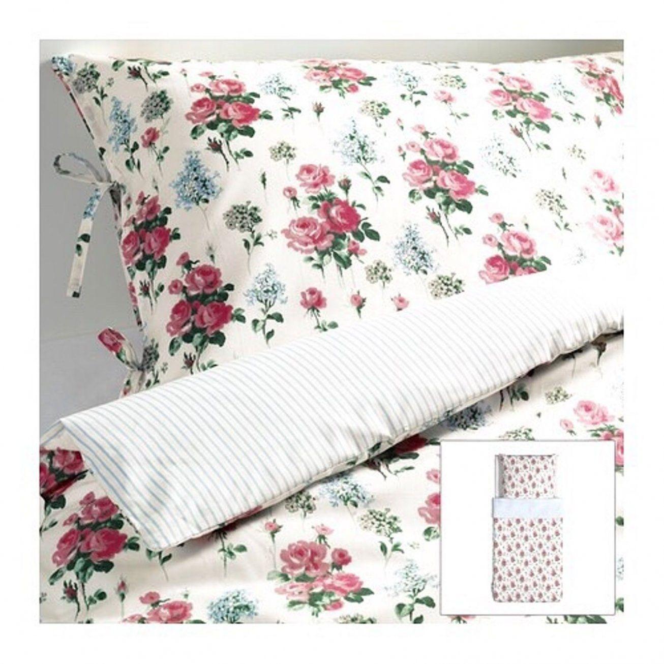 Ikea Bettwasche Blumen  Ihausdesign von Ikea Blümchen Bettwäsche Bild