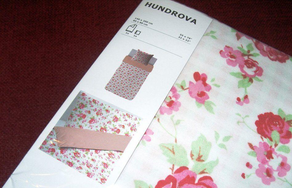 Ikea Bettwäsche Blumen Ikea Bettw Sche Set Rosali 100 Baumwolle von Ikea Rosali Bettwäsche Bild