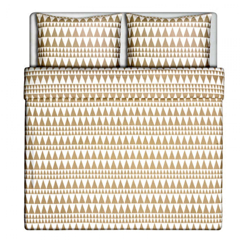 h ssleklocka dekbedovertrek met 2 slopen witroze. Black Bedroom Furniture Sets. Home Design Ideas