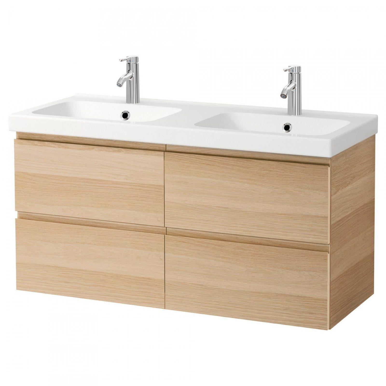 Ikea Doppelwaschtisch Mit Unterschrank Waschbecken Mit Unterschrank von Doppelwaschtisch Mit Unterschrank Ikea Photo