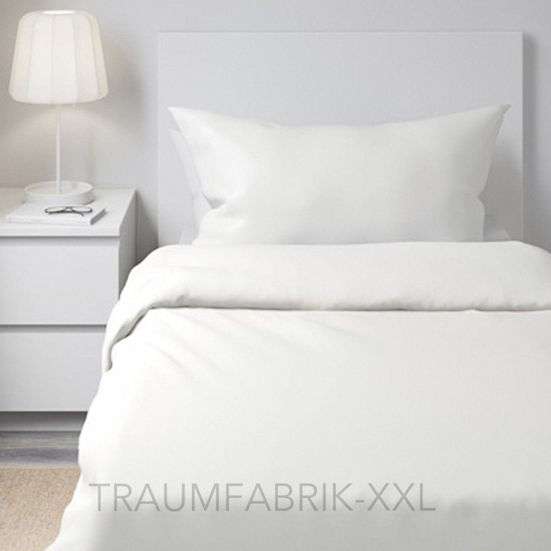 Ikea Dvala Bettwäsche Bettbezug 155×220 Cm Bettwäscheset Weiß 2 von Bettwäsche Ikea 155X220 Bild