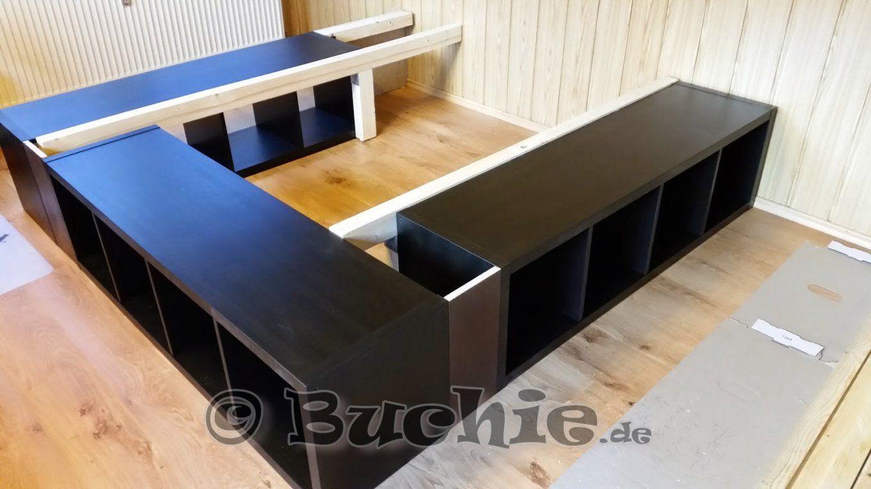 ikea regal kallax aufbauanleitung haus design ideen. Black Bedroom Furniture Sets. Home Design Ideas