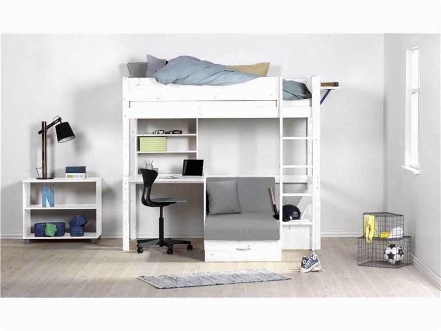 Ikea Hochbett Mit Schreibtisch von Ikea Hochbett Mit Schreibtisch Und Schrank Bild
