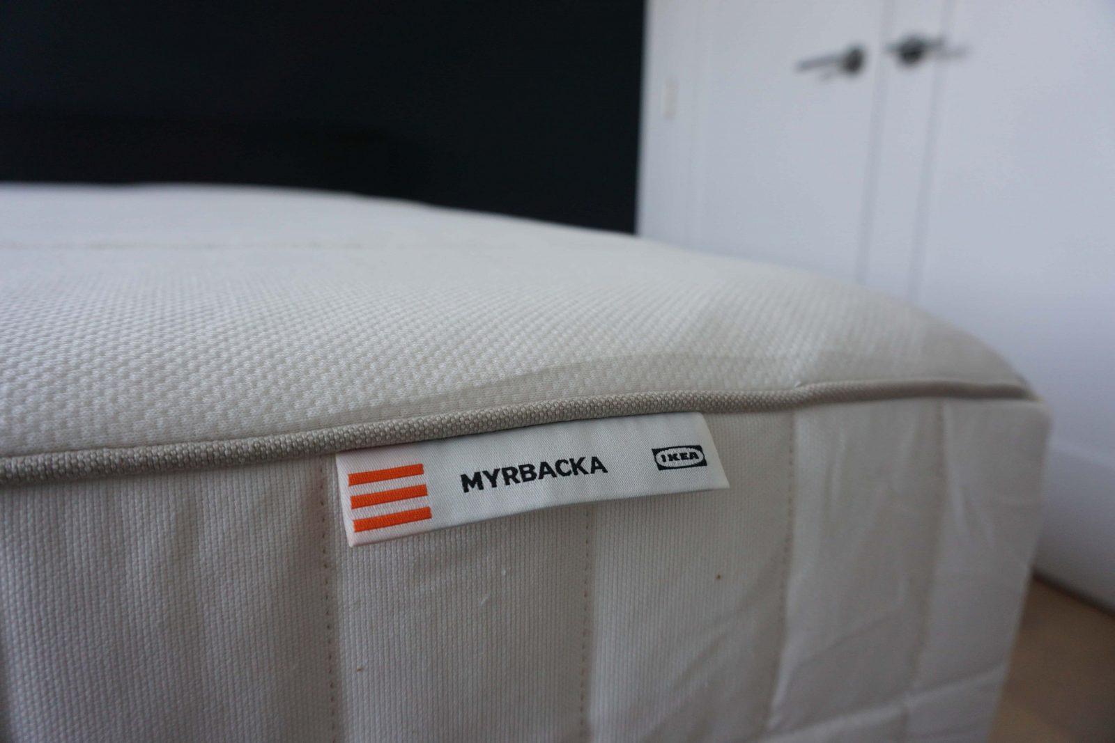 Ikea Matratze Myrbacka Im Test (2018)  Matratzencheck24 von Matratze Ikea Zurückgeben Photo