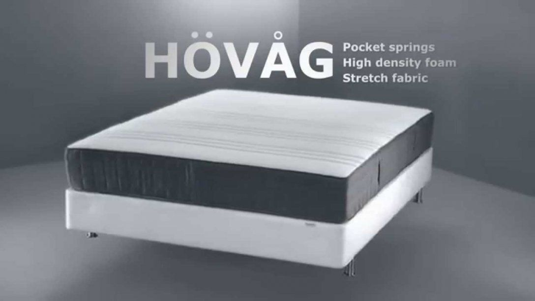 Ikea New Quality Mattress With Allround Support (2014)  Youtube von Hövag Matratze Test Bild