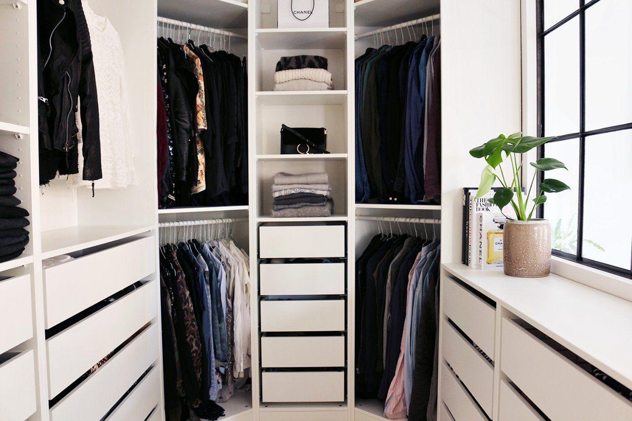 Ikea Pax Kleiderschrank Kombinationen & Inspirationen  Sara Bow von Begehbarer Kleiderschrank Ikea Pax Bild