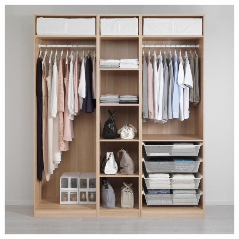 Schlafzimmer Ohne Kleiderschrank: Ikea Kleiderschrank Ohne Turen