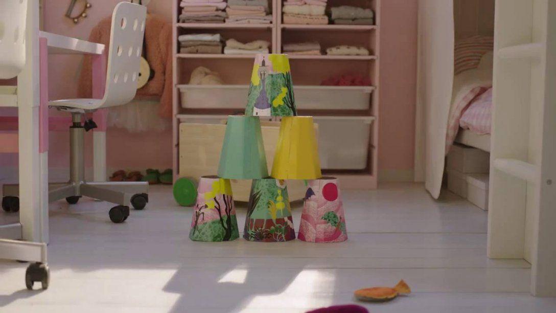 Ikea Quadratmeterchallenge Kleines Kinderzimmer Einrichten  Youtube von Möbel Für Kleine Kinderzimmer Bild