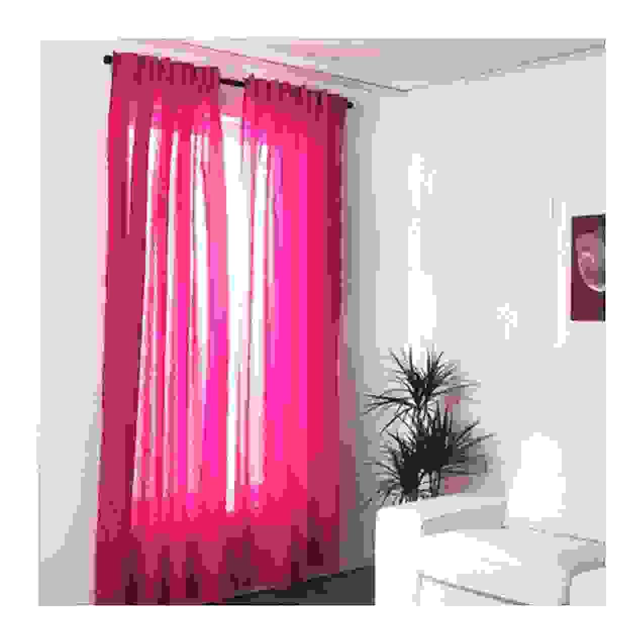 Ikea Vivan 2X Gardinenschal Vorhangset Vorhänge 300 Cm X 145 Cm von Gardinen Rosa Ikea Photo