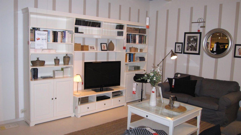 Ikea Wohnwand Landhausstil  Nzcen von Wohnwand Landhausstil Weiß Ikea Photo