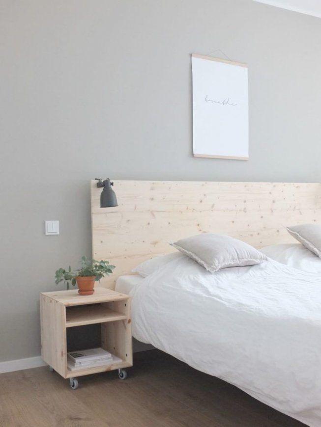 Ikeahack  Malm Bett Malm Und Rückwand von Rückwand Bett Selber Bauen Photo