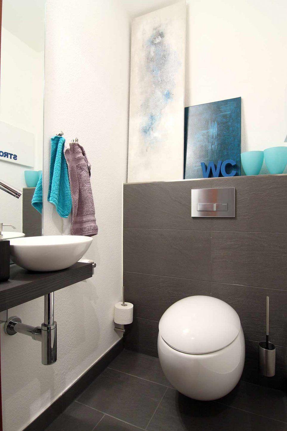G ste wc fliesen oder streichen haus design ideen for Gaste wc fliesen oder streichen