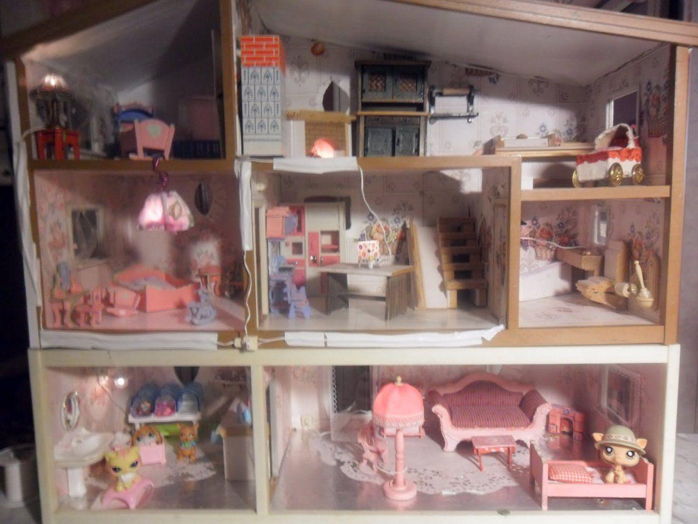 M bel f r puppenhaus selber basteln haus design ideen - Puppenhausmobel selber bauen ...