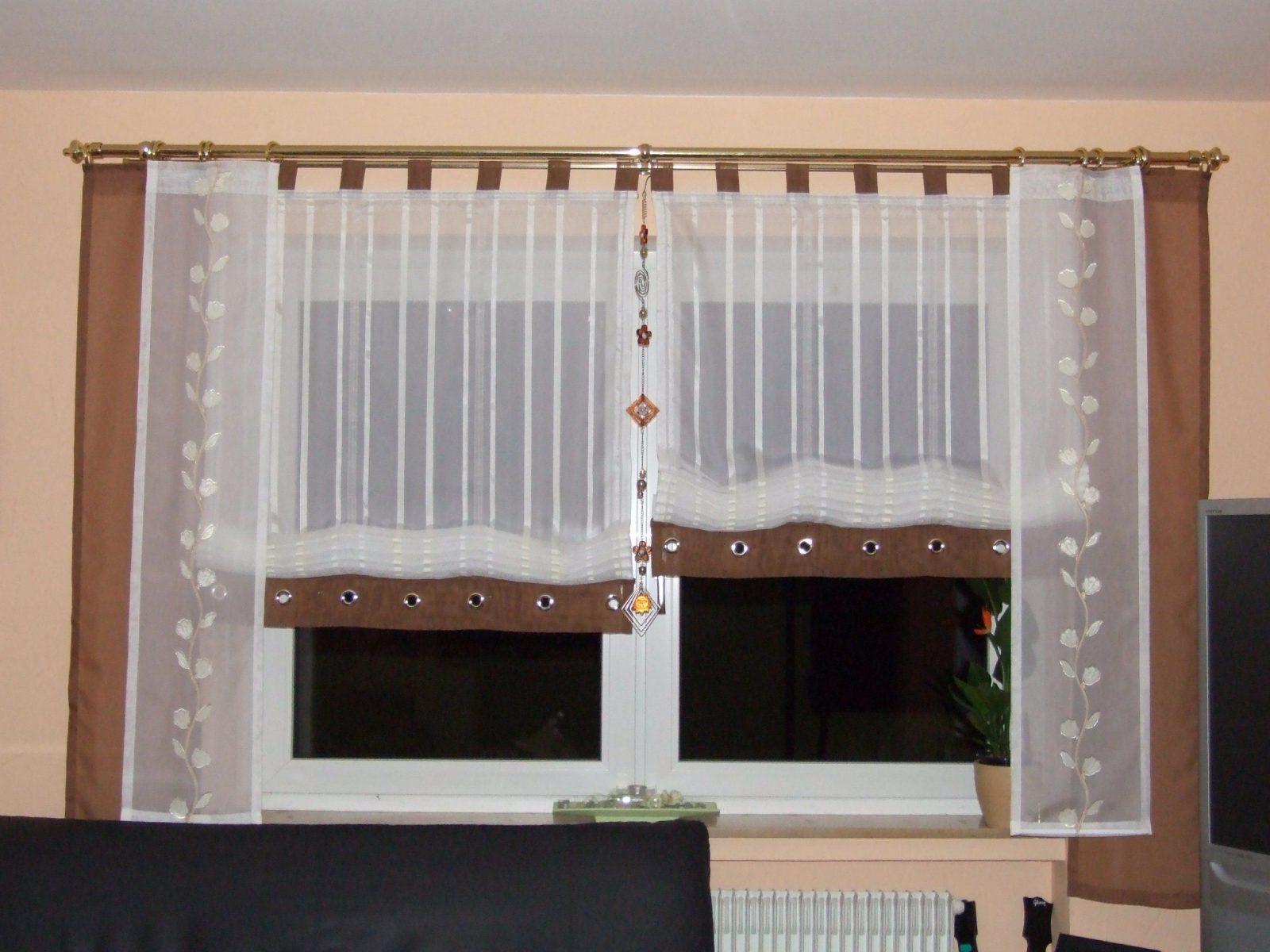 Kurze Gardinen Für Wohnzimmer | Haus Design Ideen