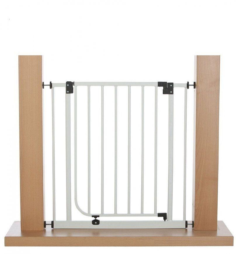 Impag Türschutzgitter Swing  Klemmgitter Ohne Bohren von Treppenschutzgitter Ohne Bohren Ikea Bild