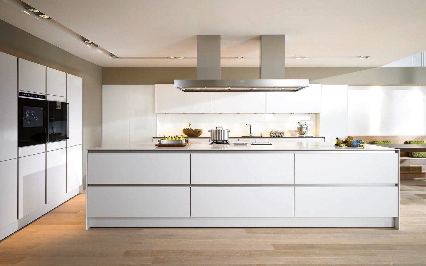 Incredible Design Ideas Luxus Küche Mit Kochinsel  Home Design Ideas von Luxus Küche Mit Kochinsel Bild