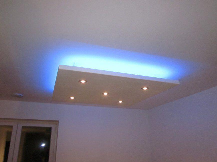 Indirekte Beleuchtung Decke Wohnzimmer Ideen  Hause Dekoration Ideen von Indirekte Beleuchtung Led Decke Selber Bauen Photo