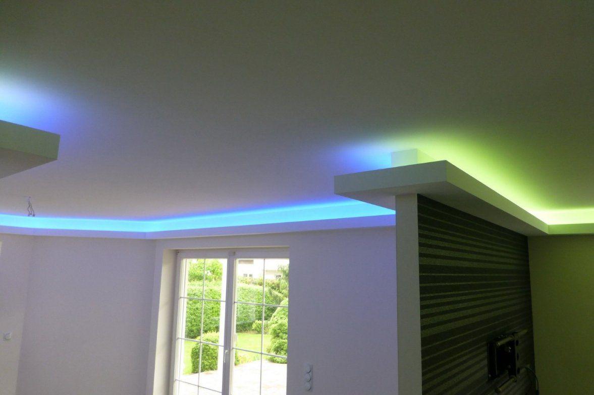 Indirekte Led Beleuchtung Selber Bauen – Interior Design Ideen von Indirekte Deckenbeleuchtung Selber Bauen Photo