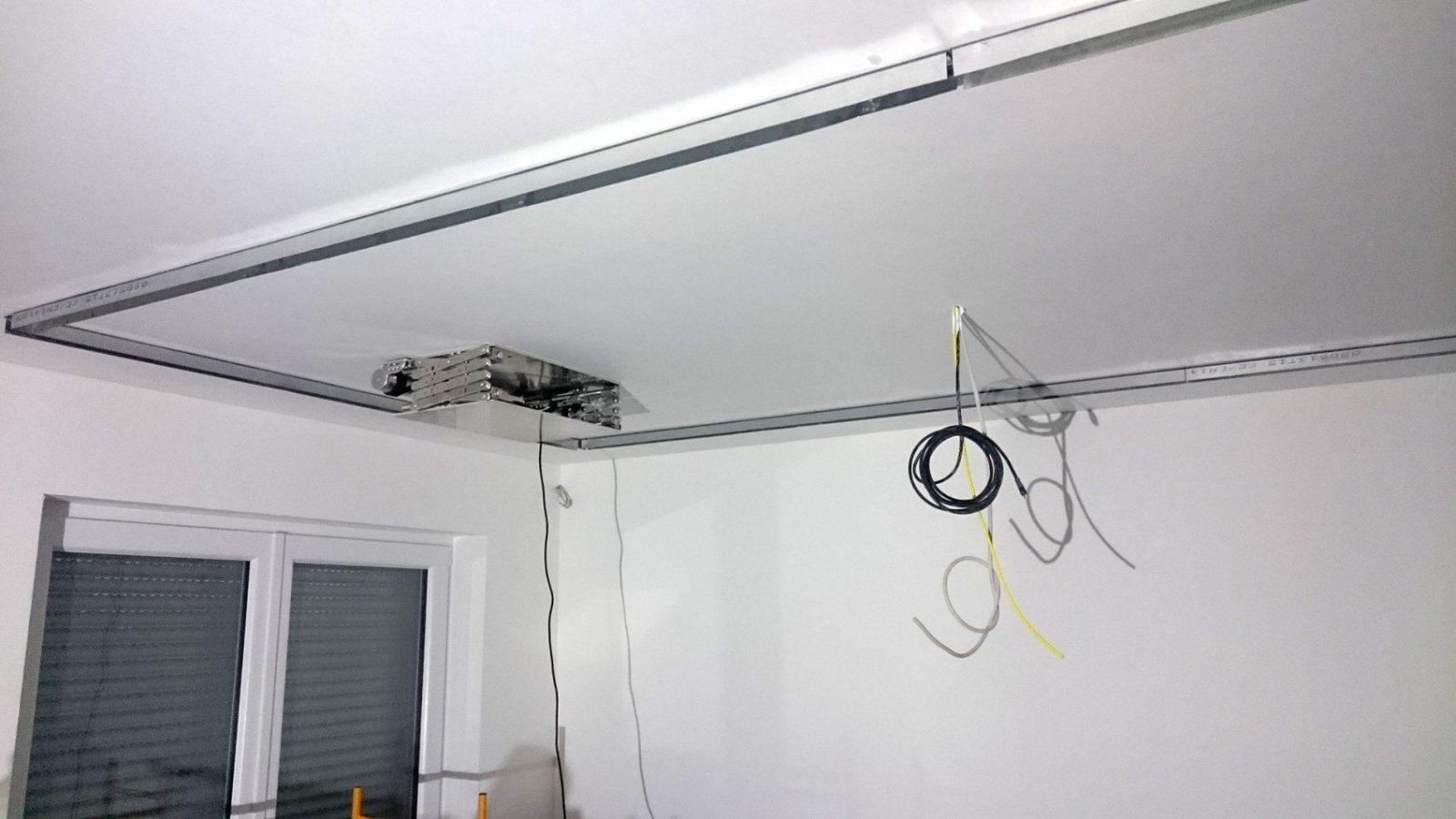 Indirektes Licht Selber Bauen Mit Abgehängte Decke Indirekter von Indirektes Licht Selber Bauen Bild