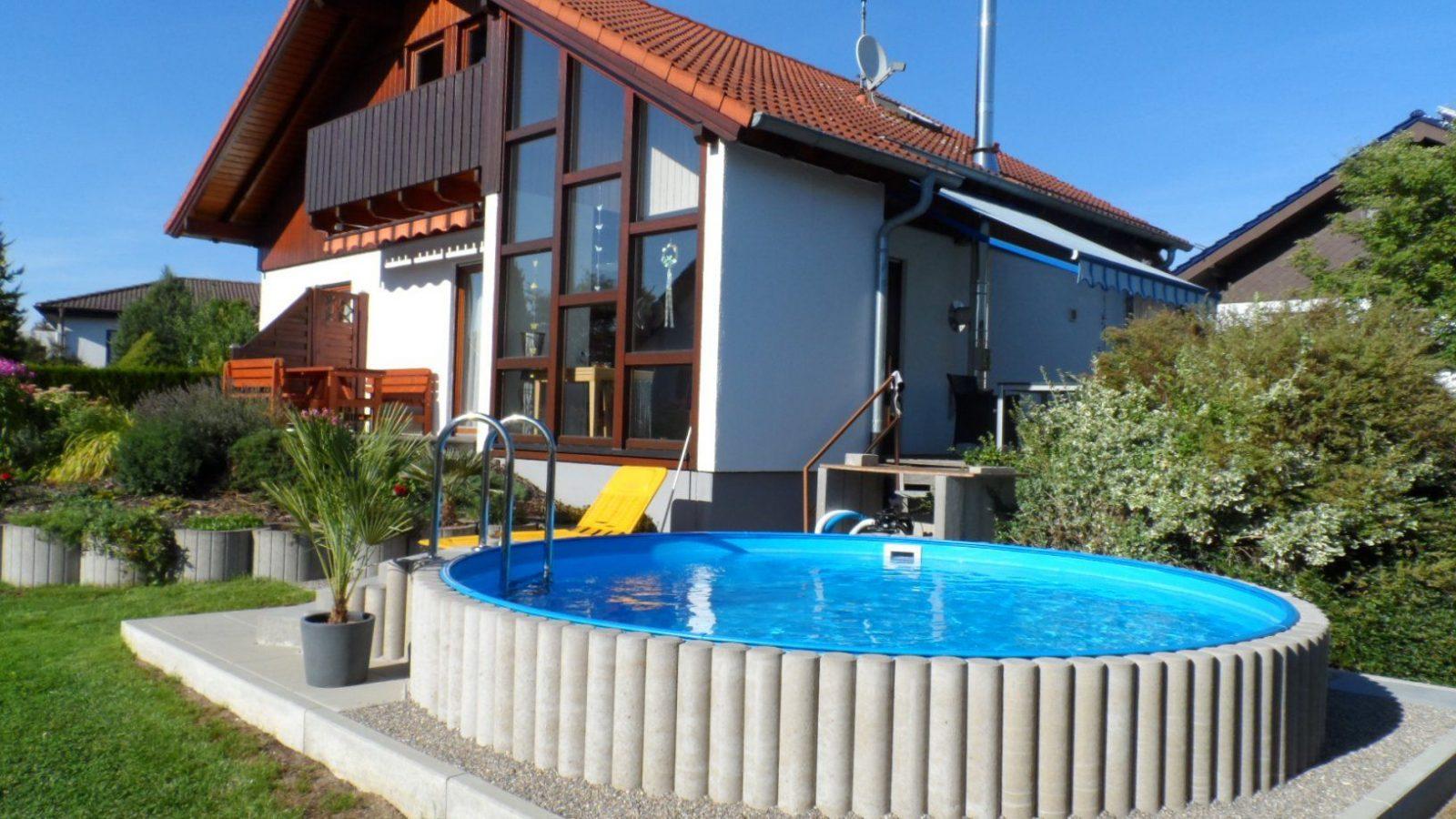 Infinity Pool Selber Bauen – Flashzoom In Genial Schwimmingpool von Pool Rutsche Selber Bauen Photo