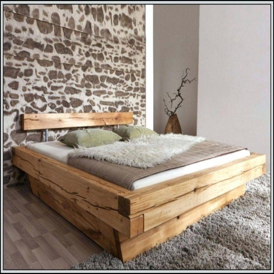 Innenarchitektur Bettgestell Selber Bauen von Bett Aus Paletten 180X200 Photo