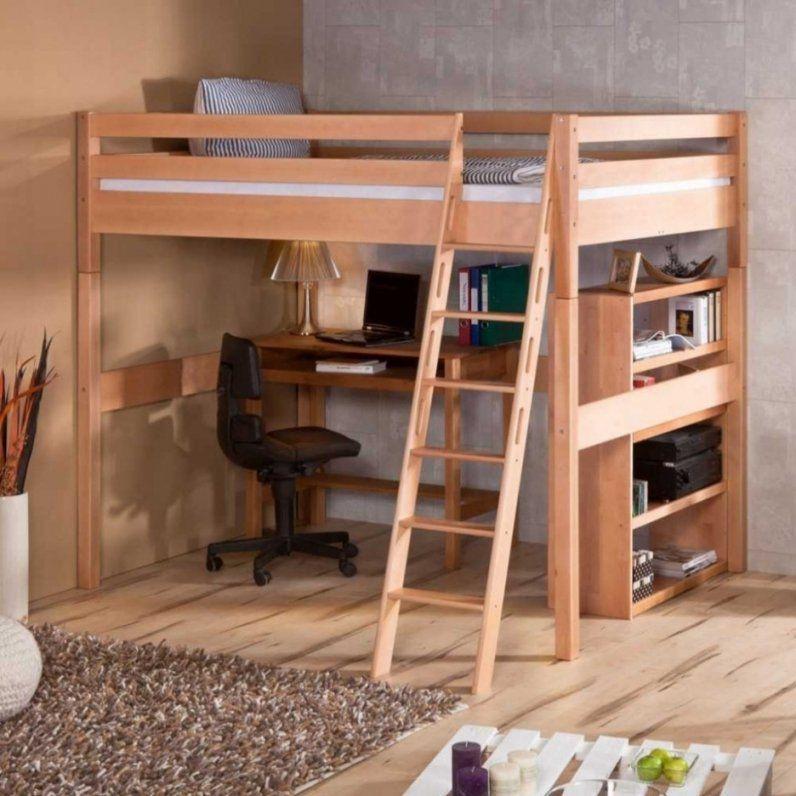 Innenarchitektur Hochbett Aus Paletten Rabogd In Hochbett Für Avec von Treppe Für Hochbett Bauen Photo