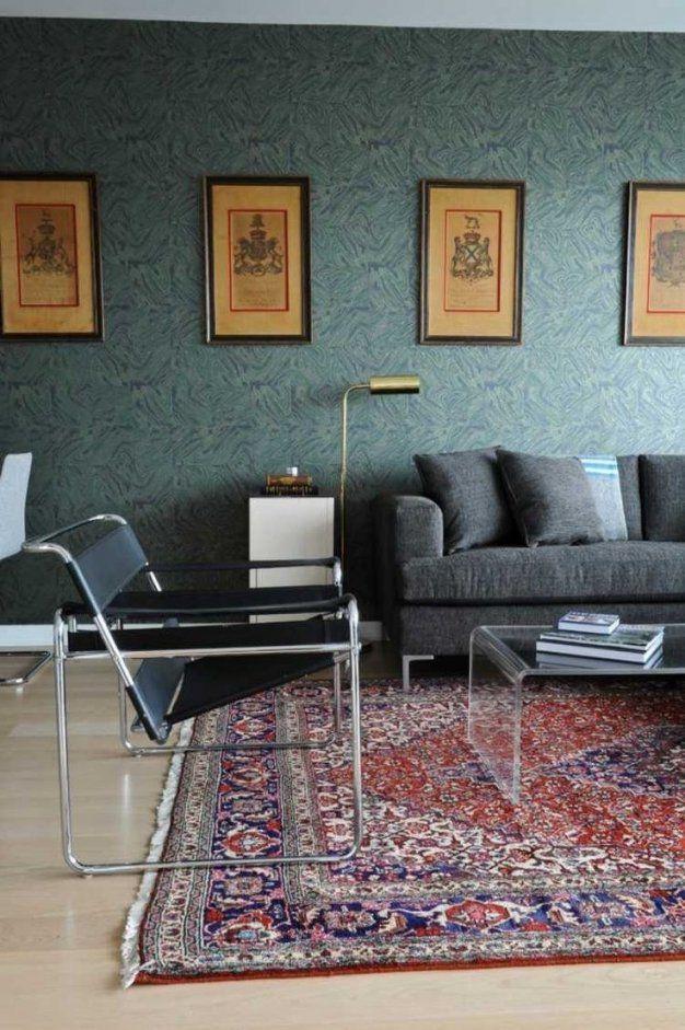 Innenarchitektur  Schöner Wohnen Tapeten Wohnzimmer Mit In Bezug von Wohnzimmer Tapeten Schöner Wohnen Bild