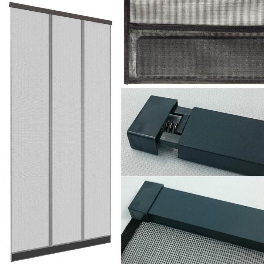 Insektenschutz Tür Vorhang 100 X 220 Cm In  Real von Insektenschutzvorhang Für Türen Mit Magnet Bild