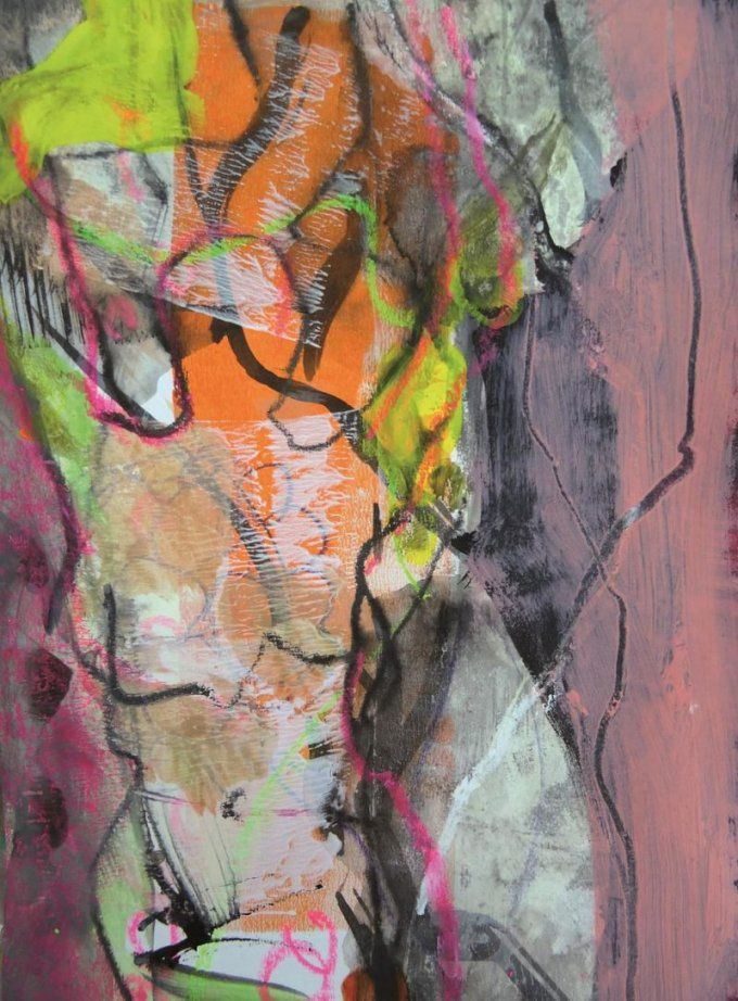 Insirationen In Acryl Kreative Bilder Selber Malen  Diy  Zenideen von Bilder Selber Malen Ideen Bild