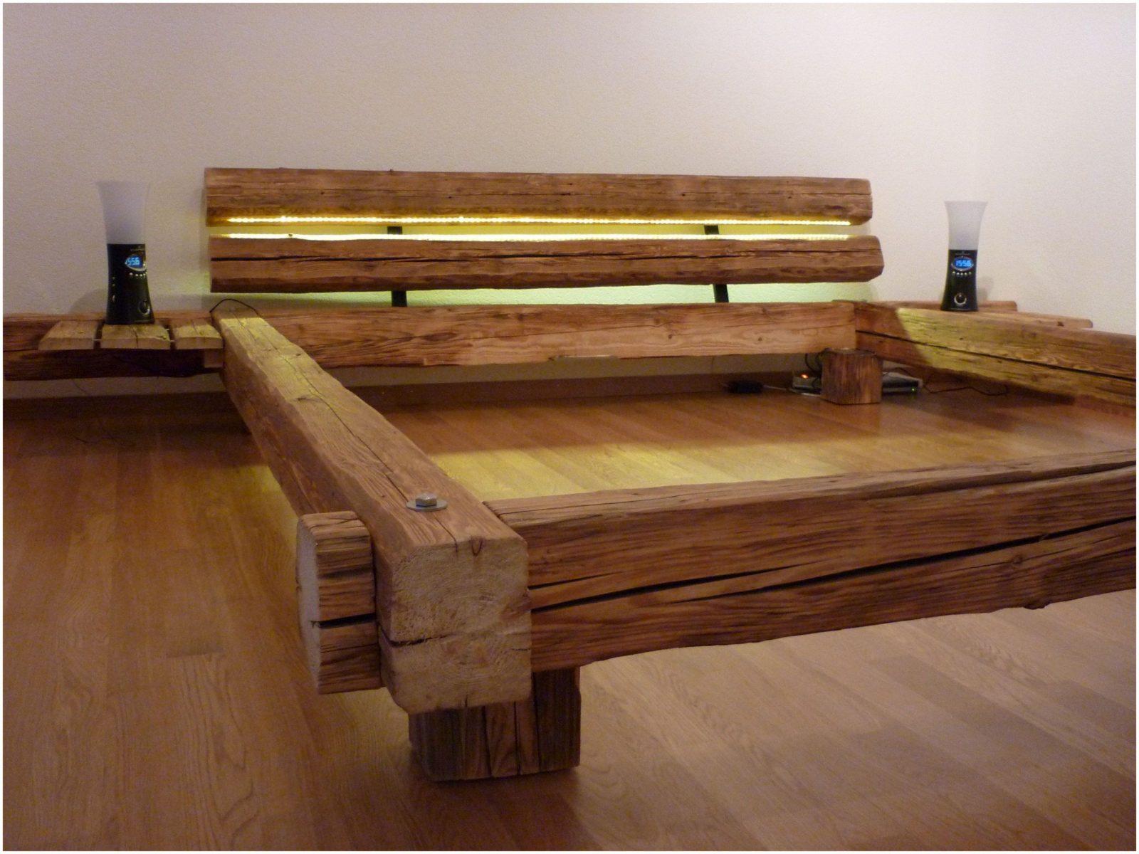Inspirierend Bett Aus Alten Balken Bilder Von Bett Stil 46535  Bett von Bett Aus Alten Balken Bild