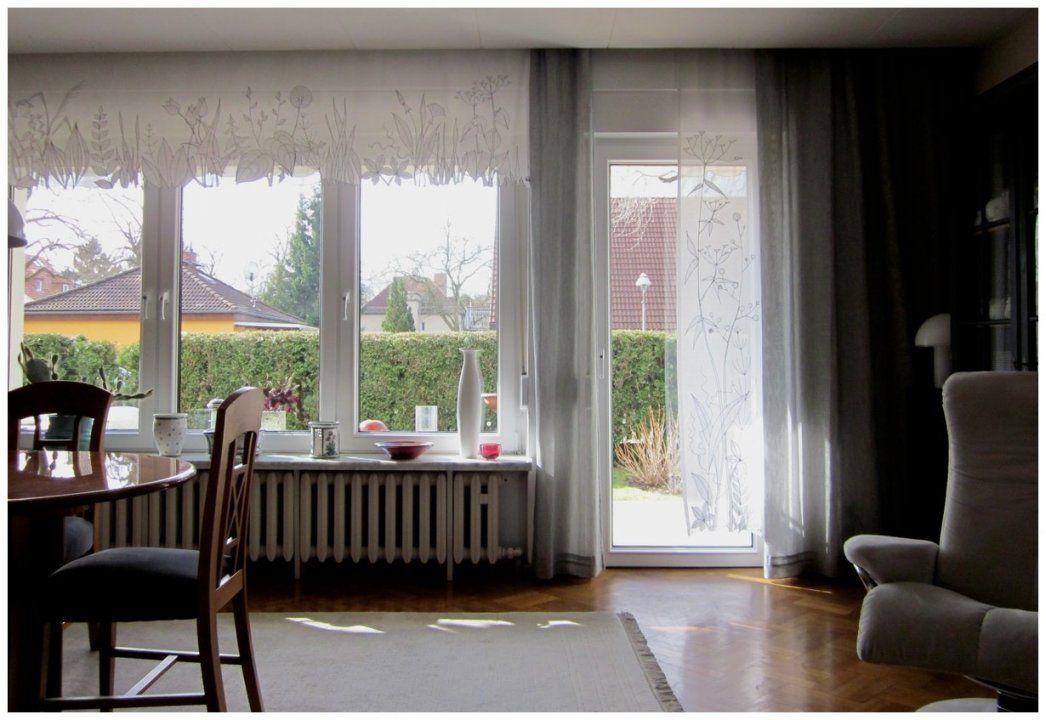 Inspirierend Gardinen Für Großes Fenster Mit Balkontür Bild Von von Gardinen Für Großes Fenster Mit Balkontür Bild