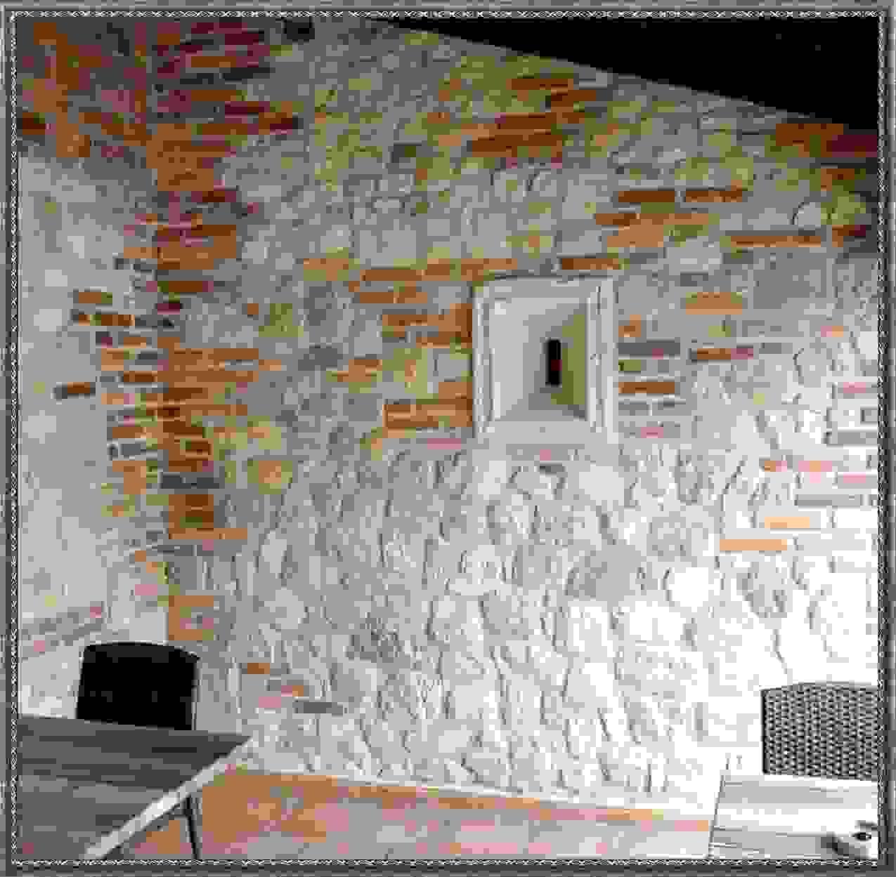 Inspirierend Wandverkleidung Stein Innen  Oxiuke von Wandverkleidung Steinoptik Kunststoff Aussen Bild