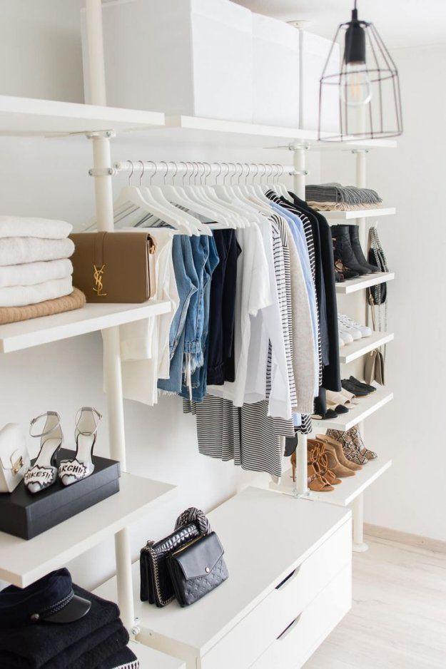 Inspirierend Zuhause Mauer Und Auch Begehbarer Kleiderschrank Ikea von Begehbarer Kleiderschrank Ikea Stolmen Bild