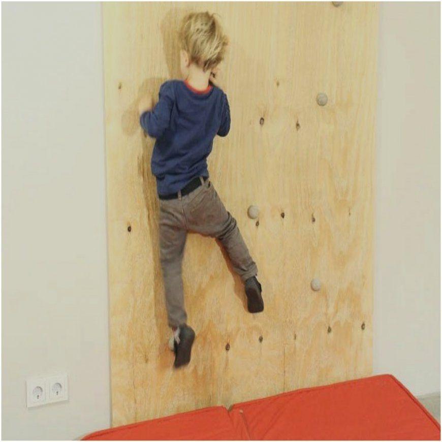 Inspirierende Kletterwand Kinderzimmer Selber Bauen Apiyn von ...